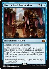 Mechanized Production, Aether Revolt