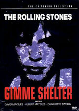 Rolling Stones : Gimme Shelter / Rolling Stones (1970) - DVD new