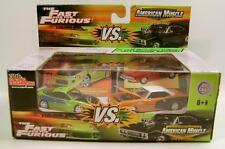 1995 '95 MITSUBISHI ECLIPSE VS 1971 PLYMOUTH CUDA ERTL THE FAST AND THE FURIOUS