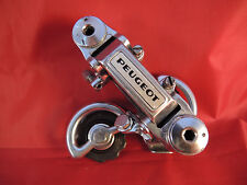 CLASSIC SIMPLEX / PEUGEOT SX410 1970s REAR DERAILLEUR -PX10? SERVICED + POLISHED