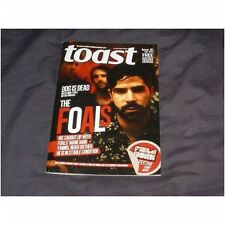 toast magazine Sheffield issue 36 april 2013 foals