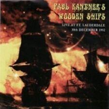 Ft.Laurdale December 1992 [Box] by Paul Kantner's Wooden Ships (CD, Jan-2011,...