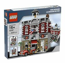 Lego - Fire Brigade 10197 - NEW -- See Description