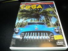 """DVD """"CUBA, L'ILE MYTHIQUE"""" documentaire"""