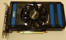 MSI AMD Radeon HD 7800 1Gb GDDR5 256 Bit PCI-E DVI HDMI Graphics/Video Card