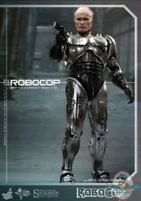 1/6 RoboCop Battle Damaged Version Version & Alex Murphy Hot Toys