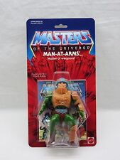 MOTU,Commemorative MAN-AT-ARMS,figure,MOC,sealed,Masters of the Universe,He Man
