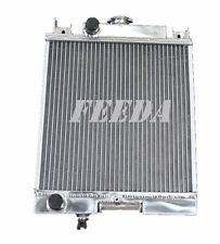 New Aluminum Radiator FOR Suzuki Swift GTi 1989-1994 1990 1991 1992 1993 Manual
