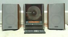 Sony Vertical, Shelf Stereo CD, AM/FM Model CMT-EX100 with REMOTE Contemporary