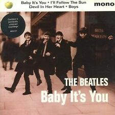 Baby It's You [EP] by The Beatles (CD, Apr-1995, Capitol)