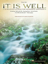 It Is Well Sheet Music 10 Beloved Hymns for Memorial Services Piano So 000118920