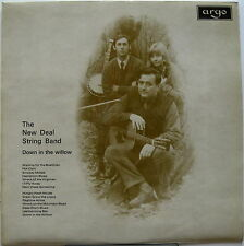 NEW DEAL STRING BAND Down In The Willow 1969 UK ORG Argo FOLK LP Promo MINTY!