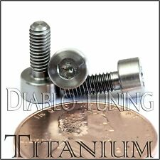 TITANIUM M3 x 8mm - DIN 912 SOCKET HEAD Cap Screw SHCS Ti Hex Allen Bolt Metric