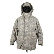 US ECWCS Parka Army UCP ACU AT Digitalt Cold Wet Weather Jacke Large