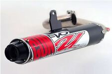 Big Gun EVO U Slip On Exhaust Pipe Muffler Polaris RZR 800 RZR800 2008 - 2010