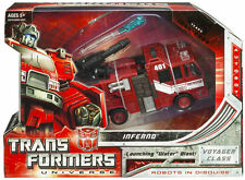 Hasbro Transformers Universe Voyager Inferno Action Figure
