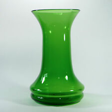 1970s Majestic Massive MCM Blenko Classic Line Vase Grass Green. Only 1 On Ebay