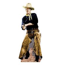 JOHN WAYNE - MOVIE STAR - LIFE SIZE STANDUP/CUTOUT BRAND NEW - CHAPS 501