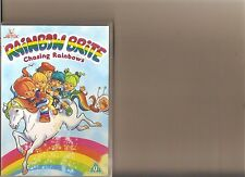 RAINBOW BRITE CHASING RAINBOWS DVD RETRO 80S KIDS CARTOON 4 EPISODES