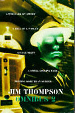 The Second Jim Thompson Omnibus, Thompson, Jim Paperback Book The Cheap Fast