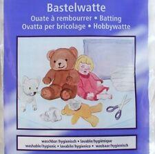 250g Füllwatte Bastelwatte Füllmaterial Kissenfüllung Teddywatte Stopfwatte