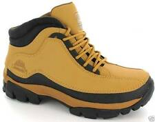 NEW MENS TIMBO SAND  SAFETY STEEL TOE CAP WORK   TRAINER BOOTS HONEY SIZE uk 10