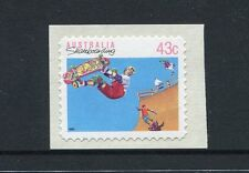 1990 Sports Series II - 43c S/A ( 1 Kangaroo Reprint)