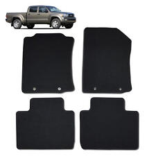 Custom Fit Mat for Toyota Tacoma 2005 to 2013 Exact Cut OEM front and back 4pcs
