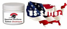 Tattoo Removal Cream Natural Fading system wrecking balm 2 week 1 round cotton