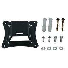 Tilting LED LCD Flat Panel TV Wall Mount Bracket with Screw 14 16 19 20 22 24 26