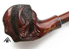 """CLAW"" DIFFICULT Hand Carved Tobacco Smoking Pipe / Pipes Pfeife Pipa + GIFT!"