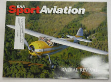 Sport Aviation Magazine Radial Revival & Grassroots Refuge July 2008 013115R