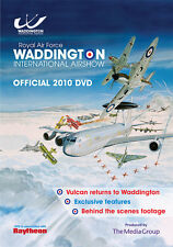 RAF Waddington International Airshow 2010 - Official DVD Aircraft Aviation