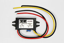 DC-DC Buck Converter 8-45V TO 1.2-40V 3A Truck Car Power Adaptor UK NEW (B26)