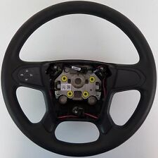 Genuine Authentic OEM GM Steering Wheel with Cruise Control Buttons Black Vinyl