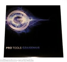 "NEW & SEALED - GZA / GENIUS - PRO TOOLS - 2X 12"" VINYL LP / WU-TANG CLAN / RZA"