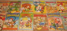 """Lotto/Stock/Giornalino/Fumetti """" TIRAMOLLA """" Anni ' 90 / Pz.13"""