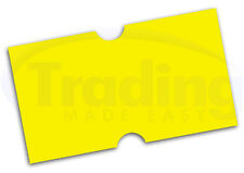 Price Gun Labels (10 Rolls) Yellow.. Fit MoTEX MX-5500