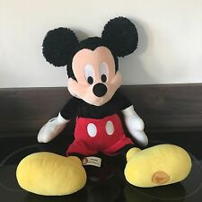 16'' Classic Mickey Mouse Plush Walt Disney World Genuine Official Theme Park