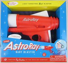 ASTRO RAY Ohio Art DART BLASTER Laser AstroRay gun Flashlight Light Space Toy