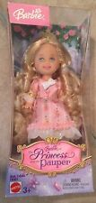 Princess and the Pauper Kelly Club Barbie Doll Pink Dress NRFB HTF 2004 Blonde