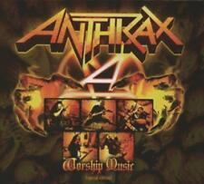 Anthrax-worship Music (2013) * Limited box-set*2 - CD * Anthems *