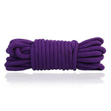 10M Bundle Cotton Rope Adult Sex Game Sets Flirting Sex Toy for Adult Couple HCX