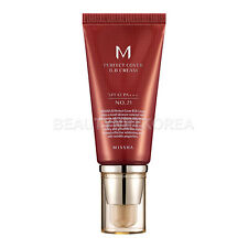 [MISSHA] M Perfect Cover BB Cream (SPF42/PA+++) 50ml #21 Bright Beige