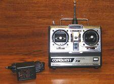 Futaba Conquest FM Digital Proportional Radio Control System Remote (FP-T4NBF)