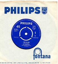 THE SPRINGFIELDS come on home*pit-a-pat 1963 UK PHILIPS 45