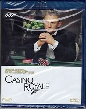 Blu-ray **JAMES BOND 007 ♦ CASINO ROYALE** con Daniel Craig nuovo 2006
