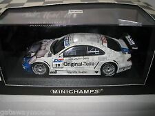 MINICHAMPS 1.43 MERCEDES CLK DTM 2000 TEAM PERSSON P DUMBRECK #19 AWESOME MODEL