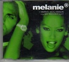 (CL30) Melanie B, I Want You Back - 1998 CD