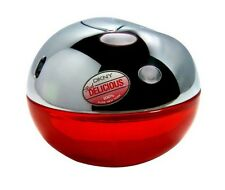 Red Delicious by DKNY for Women EDP Perfume Spray 3.4 oz.-Unboxed NEW